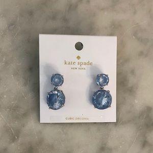 Light Blue Kate Spade Earrings